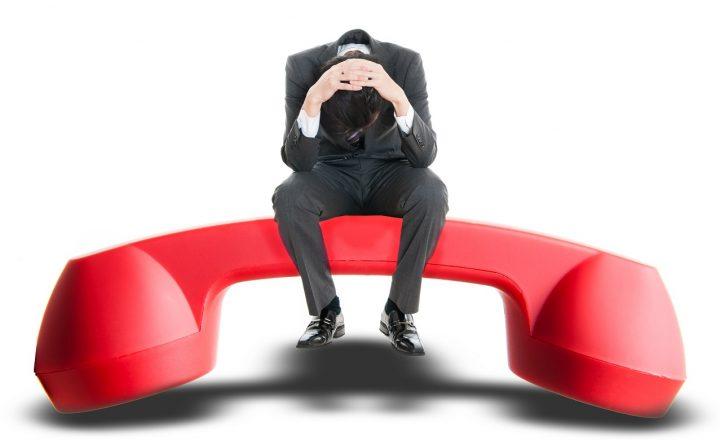 固定電話が故障した時の症状とは?家庭用とビジネスフォン別に解説